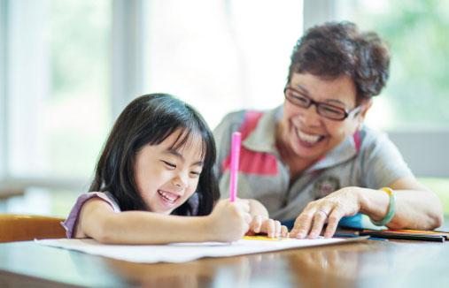 宝宝几岁学写字好 过早会对宝宝生长不利