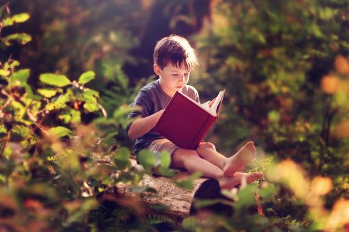 亲自阅读的关键期