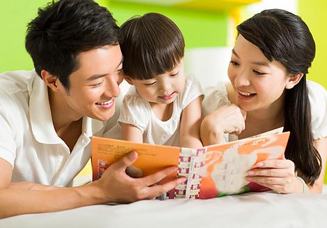 亲子阅读应注意的问题 3个方面家长要注意