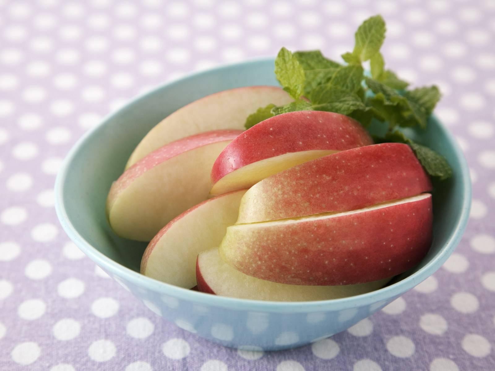 血脂高吃什么水果好 苹果就是宝
