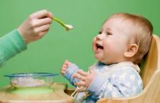 """春天宝宝祛""""湿""""饮食 9种美味食物"""