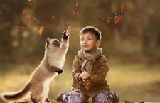 宠物对孩子的影响 体现在4个方面