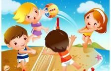 运动更健康 儿童运动能力的发展