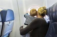 带着宝宝如何乘坐飞机 妈妈快来围观