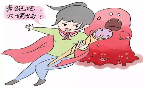 无月经的西药治疗方法