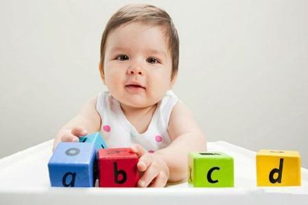 宝宝学习数学的内容