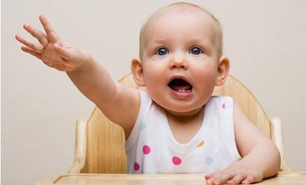 父母教婴儿手语的五要领 其实没那么难