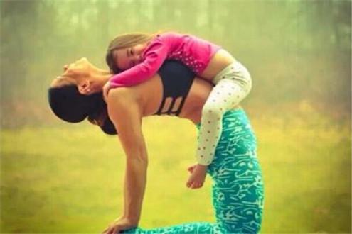 适合4-6岁孩子和家长的健身操