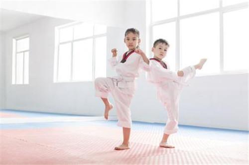 跆拳道 不仅仅是腿脚工夫