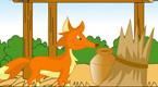 狐狸和水罐