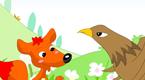 山鹰与狐狸