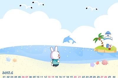 小兔想小猪